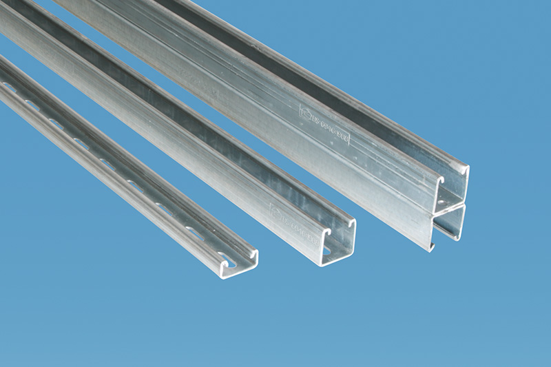 standard cable trunking basket tray cable ladder channel